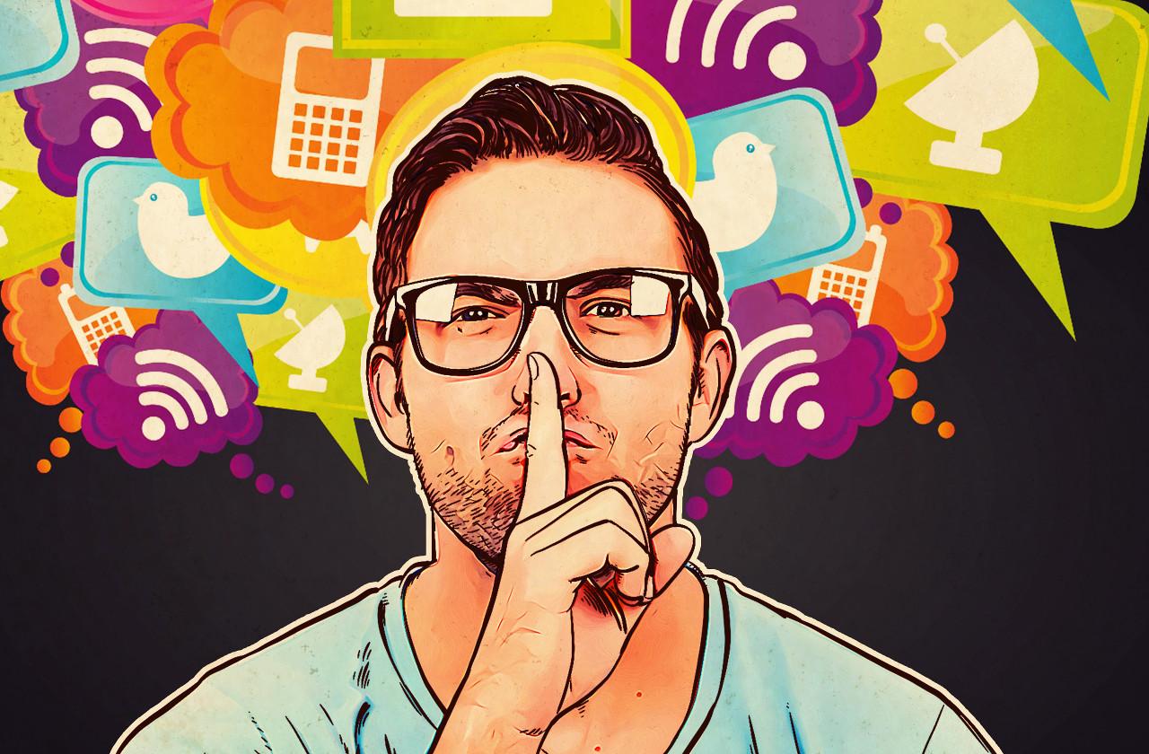 Как прожить неделю без социальных сетей
